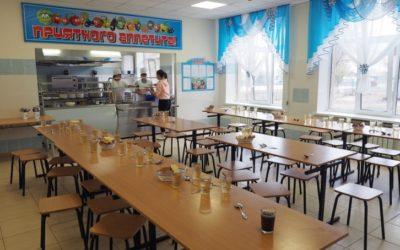 Воронежские младшеклассники начнут бесплатно получать горячие обеды с 1 сентября 2020 года